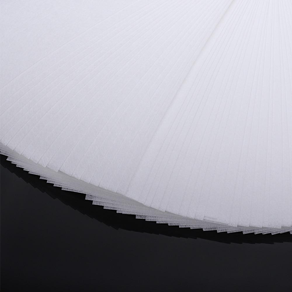 alta qualidade depilação depilador cera tira rolo de papel