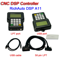 RichAuto DSP A11 CNC controller A11S Controller remote For CNC Router CNC DSP Controller DIY
