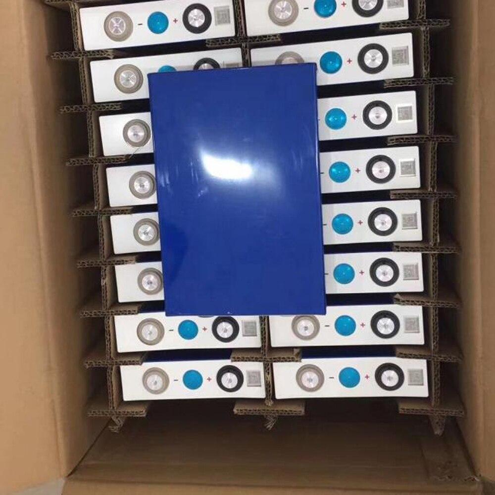 Batterie de phosphate de fer de Lithium de batterie de 3.2v 50Ah Lifepo4 pour la voiture électrique solaire de réverbère d'énergie de stockage d'ev