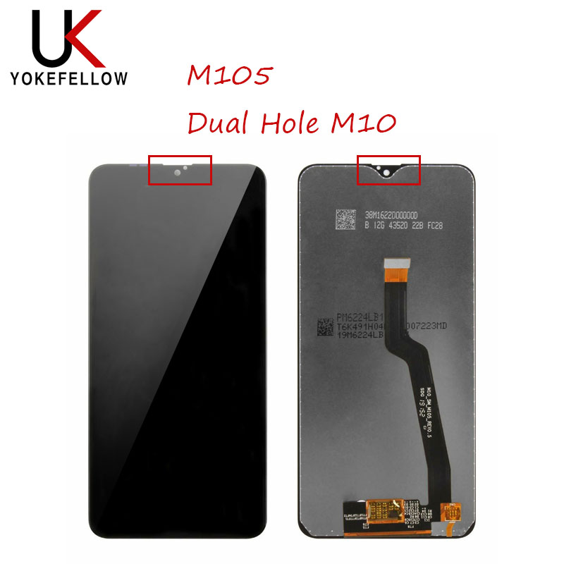 <font><b>LCD</b></font> For <font><b>SAMSUNG</b></font> A10 Display Touch Screen Digitizer Replacement For <font><b>Samsung</b></font> Galaxy A10 <font><b>M10</b></font> <font><b>LCD</b></font> A105 A105/DS M105 image