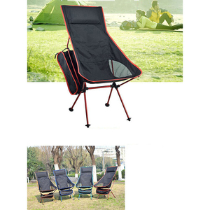 2020 Outdoor Camping Chair Oxf