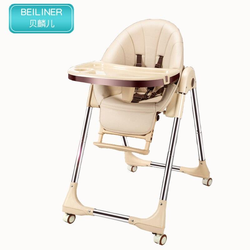 Cadeira Dobrável cadeira de bebé mesa de Jantar e cadeiras de bebê cadeira de jantar do bebê Portátil Europeia Frete grátis