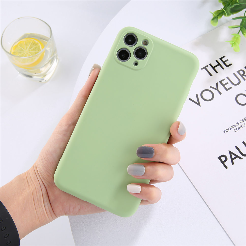 Candy Color Phone Case And Protective Shell Back Cover For Mobile Phones 19