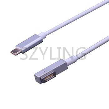 USB C Type C To MS*1 Cable Adapter For Apple MacBook Air 45W 60W 85W