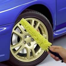 Brosse de nettoyage des roues de voiture, pour bmw 1 série mitsubishi lancer asx opel astra j w211 vw passat b8 e46 subaru vw caddy