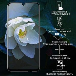 Image 2 - 強化ガラスhuawei社の名誉10 20 lite 10iのためスクリーンプロテクターフルカバー保護ガラス10 10i lite 20 proのガラス