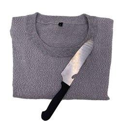 5-livello di anti-cut knit low-collo cut-abbigliamento a prova di Varietà di stili di Anti-taglio e anti-taglio campo indumenti protettivi