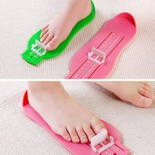 Nail-Supplies Shoe-Size-Tool Measure Foot Care-Products Baby Children Ruler Applied-Gauge