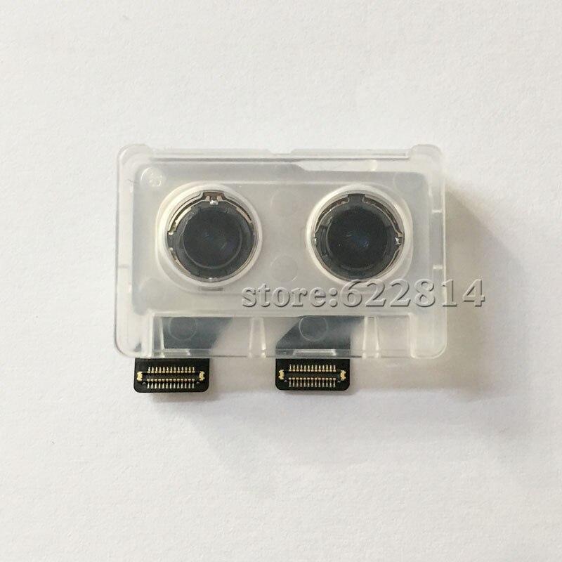 Flex d'origine pour iPhones x caméra arrière arrière grande caméra photographie câble porte arrière iphones x remplacement de la caméra
