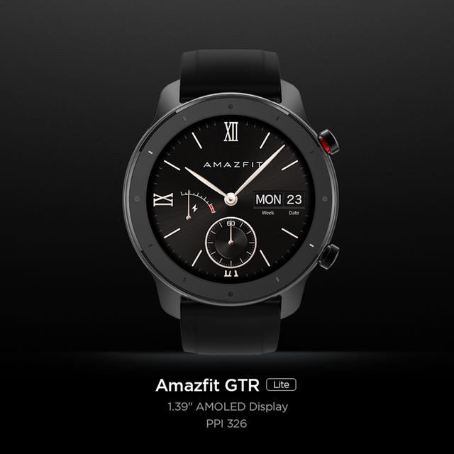 In Stock Amazfit GTR 47mm Lite Smart Watch Swimproof Smartwatch 24 Days Battery for Android ios phone 5