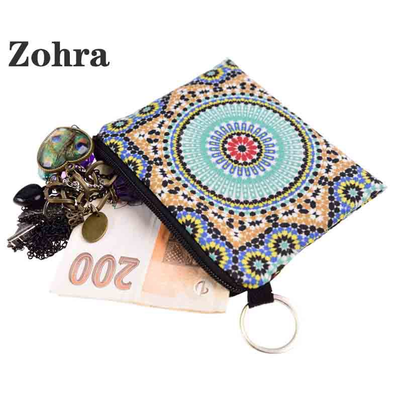 Zohra 2019 New Style Take-out Best Seller Morocco Decorative Pattern Purse WOMEN'S Handbag