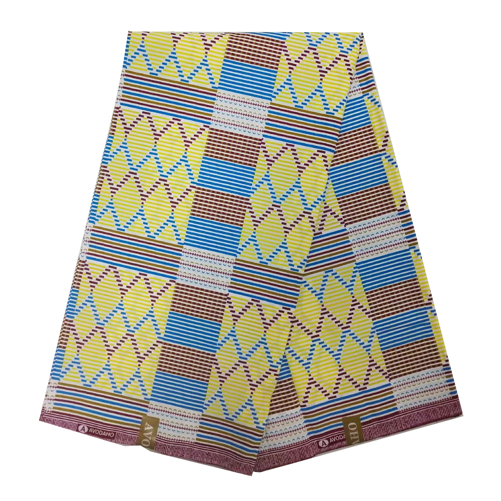 Ghana Holland Print African Wax Fabric Guaranteed Veritable Real Wax Cotton Ankara Nigerian Wax Fabrics For Dress Wedding 2019