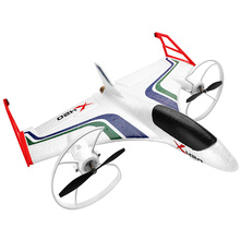 X420 3D Aircraft Mini FPV 2.4G 6CH Toys Drone Transmitter EPP Outdoor Kids Landing Aerobatic Vertical Takeoff RC Airplane