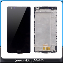 For LG X Power K220DS K220 LCD Display with Touch Screen Digitizer Assembly With Frame+Gift цена 2017