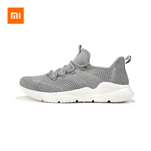 Xiaomi FREETIE Fly Knit Men Sneakers Honeycomb Breathable Ultralight High Elastic EVA Sports Running Shoes