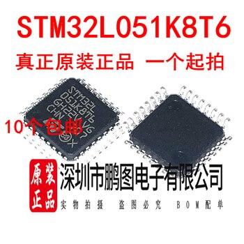 STM32L051K8T6 STM32L051 SCM LQFP32 original nuevo paquete can Penhold