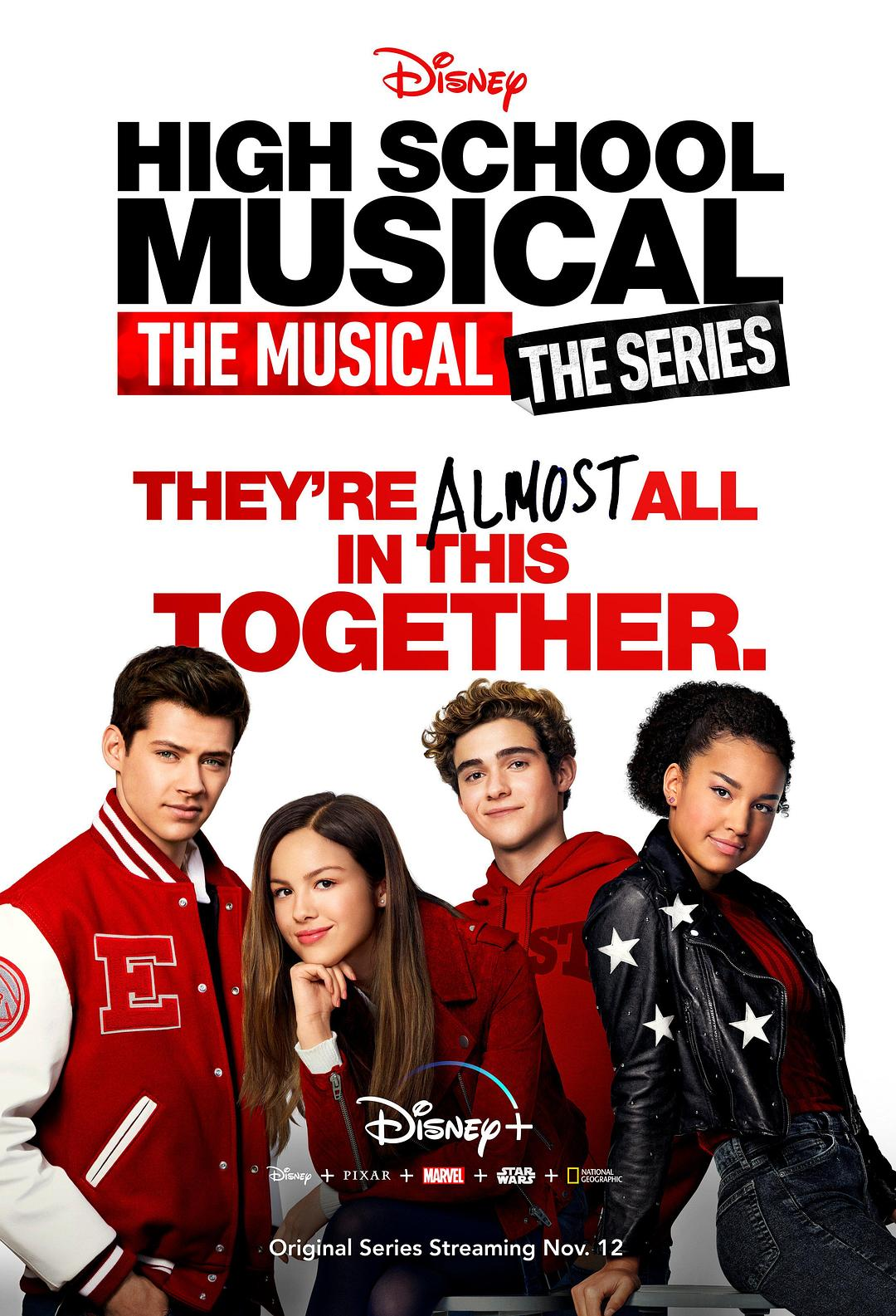 歌舞青春:音乐剧 High School Musical: The Musical