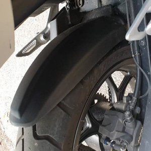 Image 5 - Motorcycle Front Extender Hugger Mudguard & Rear Fender For Honda NC700X NC700S NC750X NC750S NC700 NC750 NC 700 750 700S 750X S