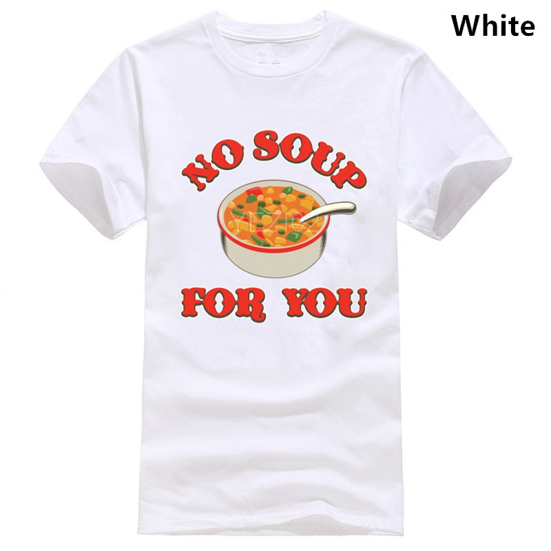 SOUP SEINFELD FUNNY UNOFFICIAL T-SHIRT MENS LADIES KIDS ALL SIZES & COLS(China)