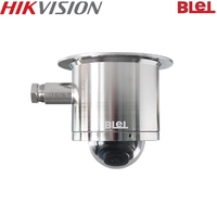 HIKVISION International Version 8MP Explosion Proof IR Dome IP Camera H.265 Waterproof IP68 IR 30M Hik Connect App Wholesale
