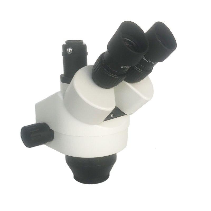 Image 3 - 7X 45X Simul Focal стерео микроскоп тринокулярный микроскоп 13MP VGA HDMI видео цифровая камера LED Регулируемый свет ремонт телефонаМикроскопы    АлиЭкспресс