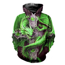 Tessffel Dragon Art Animal Harajuku MenWomen HipHop 3DPrinted Sweatshirts/hoodie/jackt/shirts Tracksuits Casual Colorful Style15