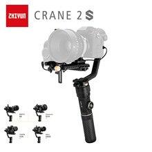 Zhiyun Crane 2S/Combo/Pro Handheld Stabilizer Camera Gimbal Voor Dslr Mirrorless Sony Canon Bmpcc 6K panasonic S1H Nikon D850