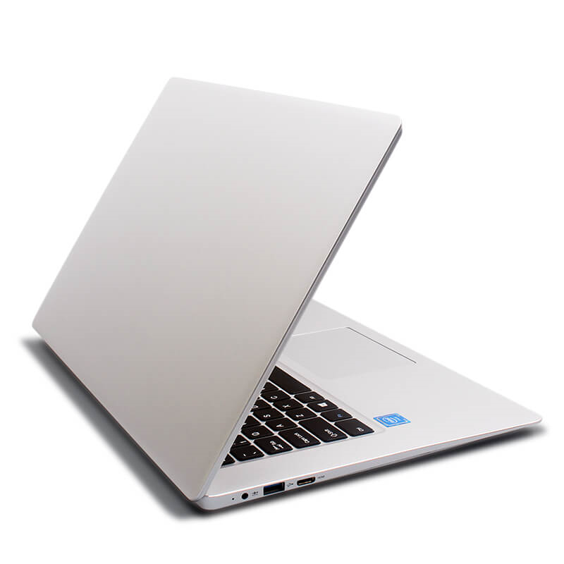 15.6inch Laptop Narrow Frame 1920x1080P FHD Intel Quad Core  CPU 4GB DDR3 64GB EMMC Windows 10 Ultrabook Notebook