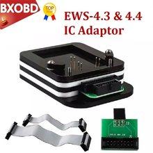 EWS-4.3 & 4.4 ic adaptador (sem fio de ligação da necessidade) para X-PROG/ak90/r270/r280 plus programador ews4 adaptador de alta qualidade