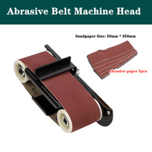 Polishing-Machine Woodworking Belt-Head Table Metal Small Multifunctional DIY Aabrasive