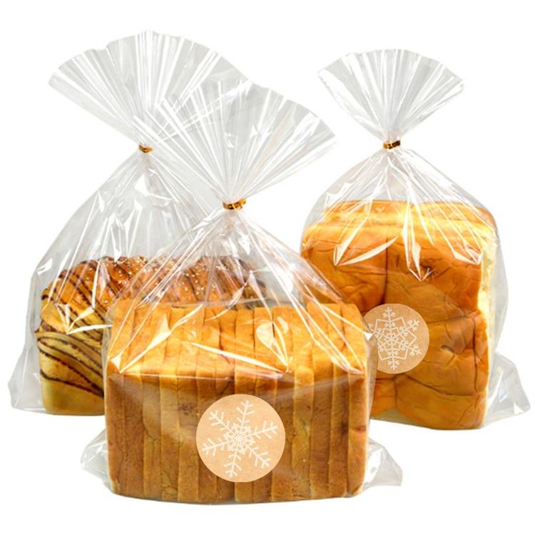 Wadah plastik roti tawar