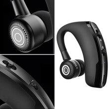 цена на Bluetooth Earphone Wireless Headphone Handsfree Headset Earbud With HD Microphone For Phone iPhone Samsung xiaomi