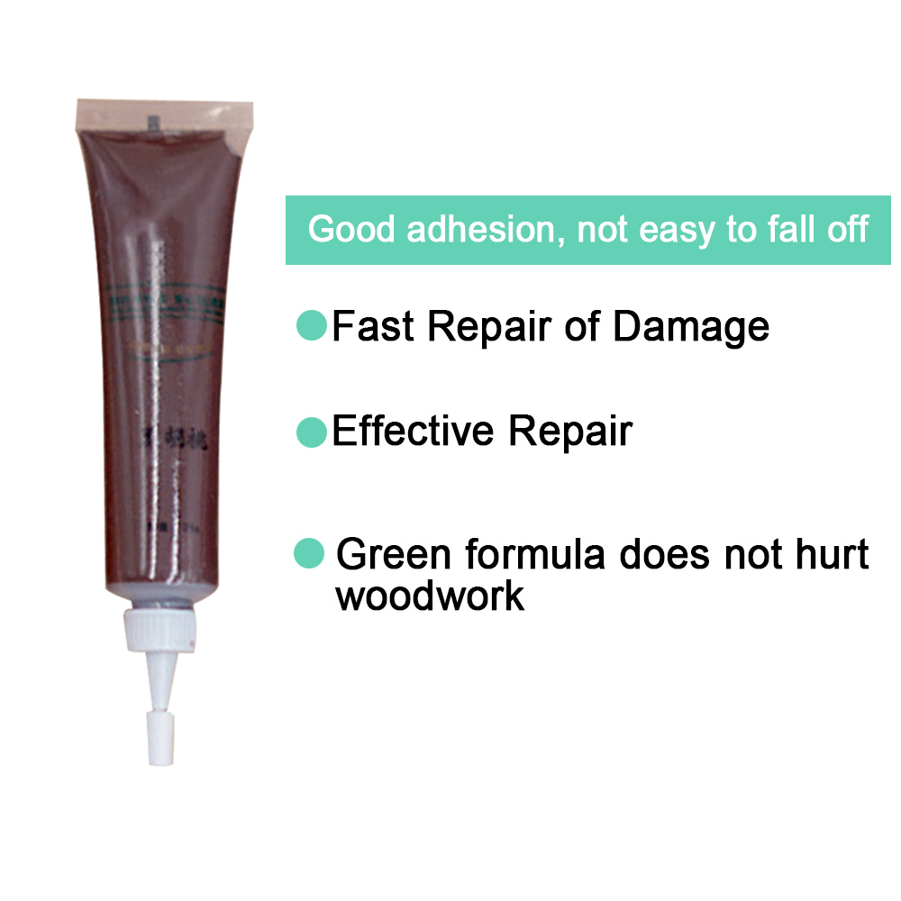 2020 Hot Wood Furniture Touching Up Kit Marker Cream Wax Scratch Filler Remover Repair I88 #1