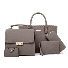 Women Composite Bag Fashion Shoulder Bag