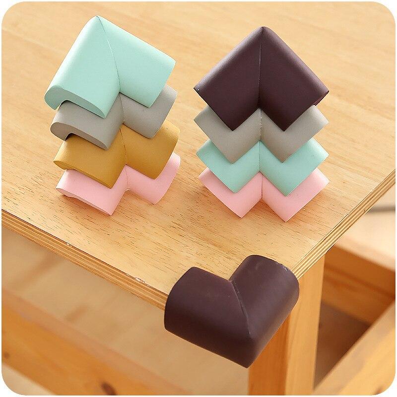 Protection-Corner Baby-Safety-Edge-Guards Soft-Table Desk Children 6pcs/Lot 55--55mm