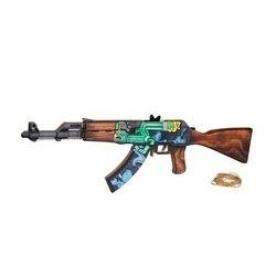 Автомат АК-47 Огненный змей
