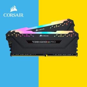 Image 1 - CORSAIR Memoria módulo RAM 8GB 4000MHz RGB PRO Memoria de escritorio DIMM 16G 3000Mhz 3200mhz 3600mhz 16gb 32gb DDR4 PC4 Ram 1,35 V
