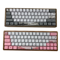 GK61 GK64 Keyboard Wireless bluetooth 60% Mechanical Keyboard Red Blue Brown white Switch Gaming Keyboard Detachable Cable