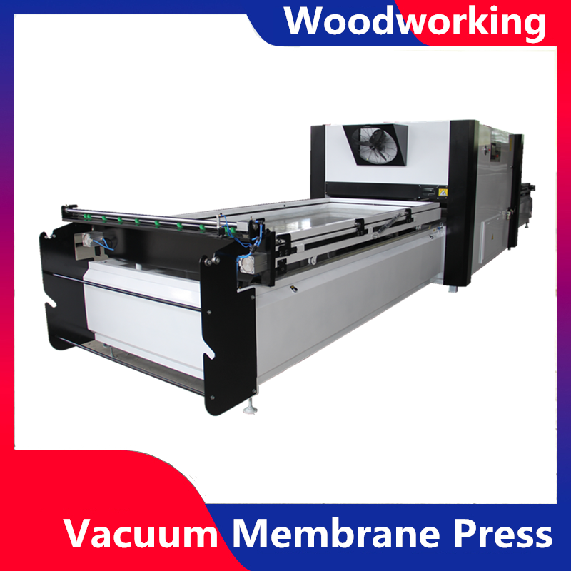 Vacuum Membrane Press Machine Pvc Vacuum Mdf Board Laminating Machine Wood Working Cnc Router Laser Engraver Cnc