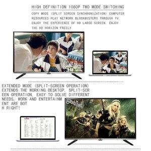 Image 5 - BKSCY Adaptador Usb C a HDMI Cable adaptador Usb 3,1 tipo C a HDMI HDTV para Macbook Samsung Galaxy S8/S9 tipo c hub a hdmi