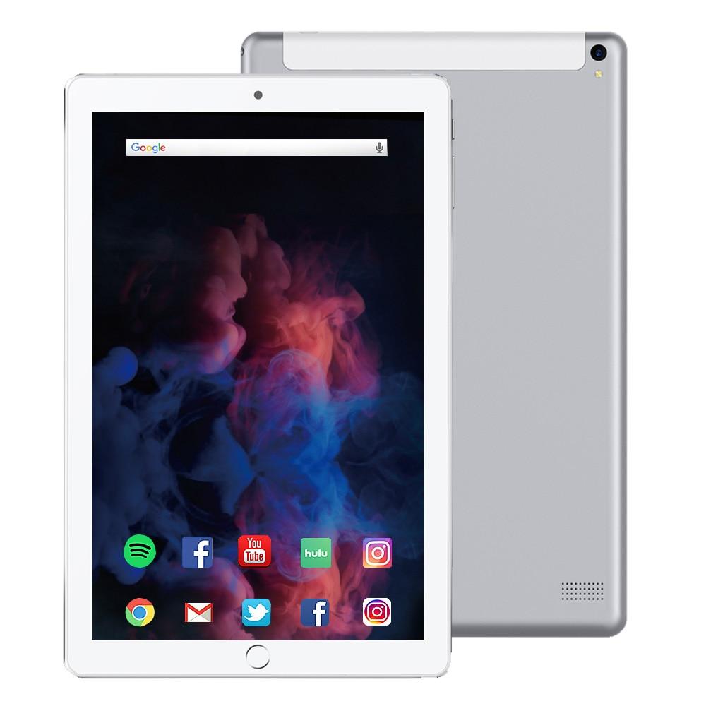 10.1 Inch Tablet Pc 10 Core 2020 Original Powerful Android 8.1 6GB RAM 128GB ROM IPS Dual SIM 4G Phone Call Tab Phone Pc Tablets