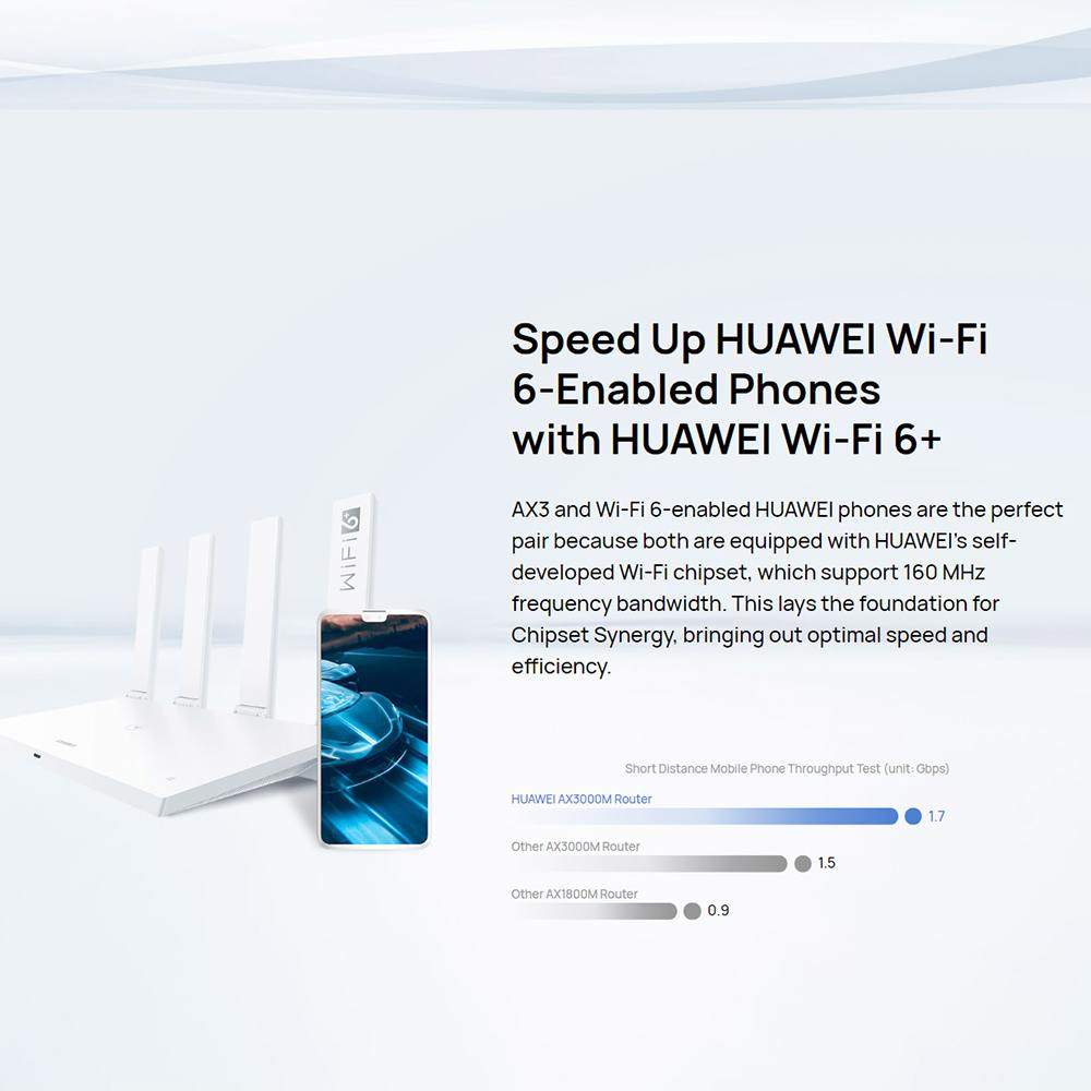 lowest price HUAWEI WiFi 6  Router AX3  AX3 Pro Dual-core Quad-core Wireless 3000Mbps Share HarmonyOS 2 4G  amp  5G WiFi Router