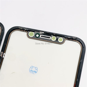 Image 5 - Novecel מגע מסך Digitizer פנל תיקון חלקי עם מסגרת עבור iPhone XR 11 מסך מגע קדמי זכוכית עדשה חיישן