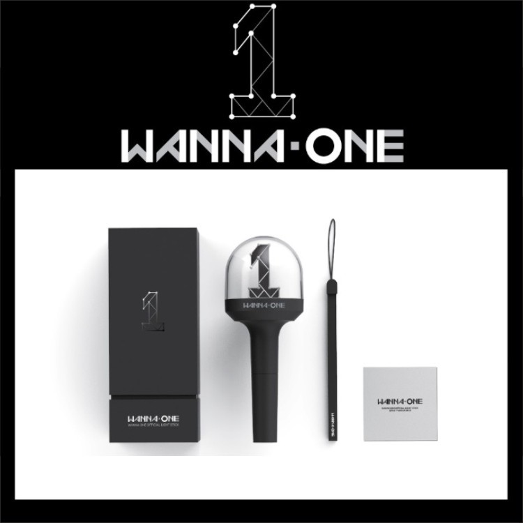 Kpop WANNA ONE Light Stick Hand Lamp Lightstick Concert Supplies K-pop WANNA ONE Glow Lamp High Quality New Arrivals Fluorescent