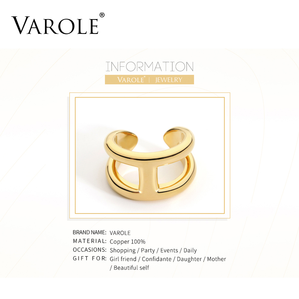 Ultimate SaleVAROLE Knuckle Rings Bagues Women Jewelry Fashion for Anillos Contracted