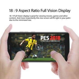"Image 4 - Blackview Original A20 Smartphone 5.5 ""1 GB + 8GB MTK6580M Quad Core Android GAAN 18:9 Screen 3G Dual SIM Mode Slanke Mobiele Telefoon"
