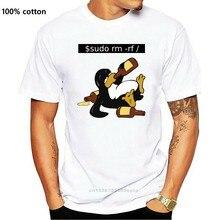 Engraçado de Comando do Linux-Engraçado camisas de Smoking t-shirt camiseta linux Linux Linux sudo sudo tshirt tshirt kali linux linux camisa smoking