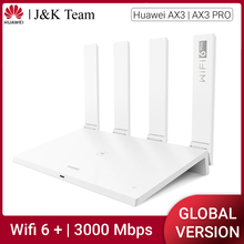Globale Version Huawei Router AX3 / AX3 Pro WiFi 6 plus mesh wifi Dual Core / Quad Core Wireless 3000mbps wifi extender 5 GHz