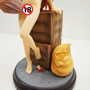Image 4 - Japanese sexy anime action figure LELAKAYA Spice and Wolf Holo action figure CHN Ver. model toys sexy cute girls brand new