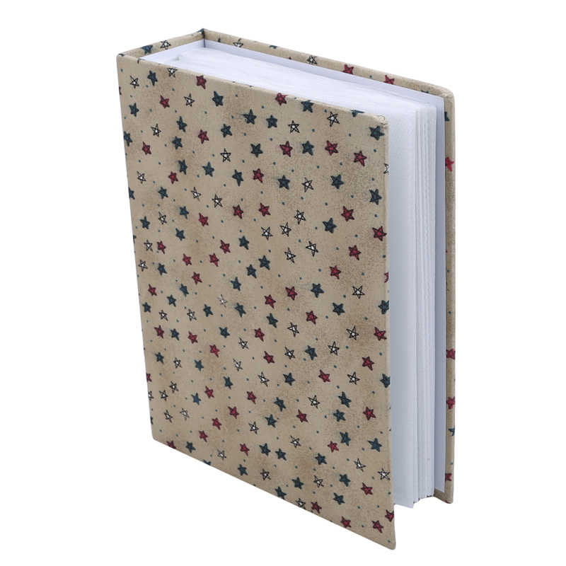 4D 6 Inch Fresh Style Small Floral Stars 100 Sheets Insert Page Album Photo Album Children Family Lovers Album